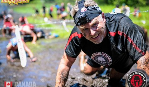 DR BRENT THOMPSON DOES SPARTAN RACE